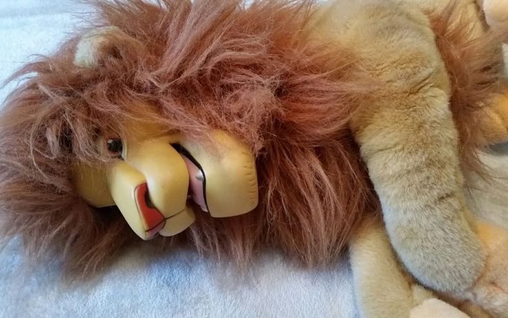 Simba The Lion King Adult Plush Puppet W/ Hard Face Walt Disney World Parks | Toys & Hobbies, TV, Movie & Character Toys, Disney | eBay!