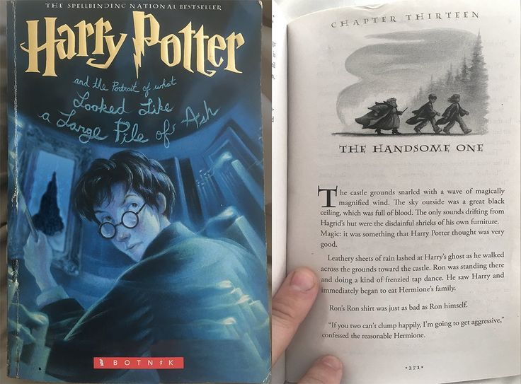 Fans can't get enough of the new chapter that was written by a Botnik Studios bot trained on all seven Harry Potter books.