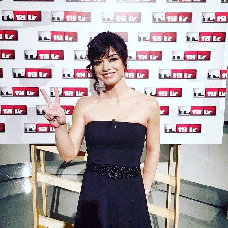 """.AMEN. on Instagram: """"@manudolcenera wears Amen Jumpsuit from our last SS16 Collection at @tvtalk_rai , get a look on amenstyle.com #dolcenera #tvtalk #thevoice #jumpsuit #womensfashion #ootd #womenswear #fashion #black #thevoiceitaly"""""""