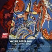Wayne Peterson Transformations Boston Modern Orchestra Project, Gil Rose, conductor; PRISM Quartet BMOP/sound 1053   Composer Wayne Peterson (b. 1927) served as one of his generation's …