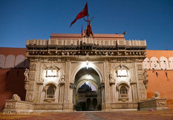 Karni Matha Temple The Rat Temple of Rajasthan