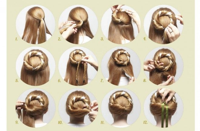 Wondrous Frozen Hairstyle How To 3 Looks From The Movie Hair Steps Anna Short Hairstyles For Black Women Fulllsitofus