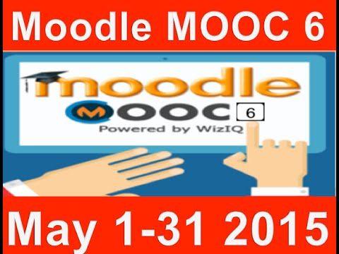 Moodle MOOC 6 - Official WizIQ Teach Blog