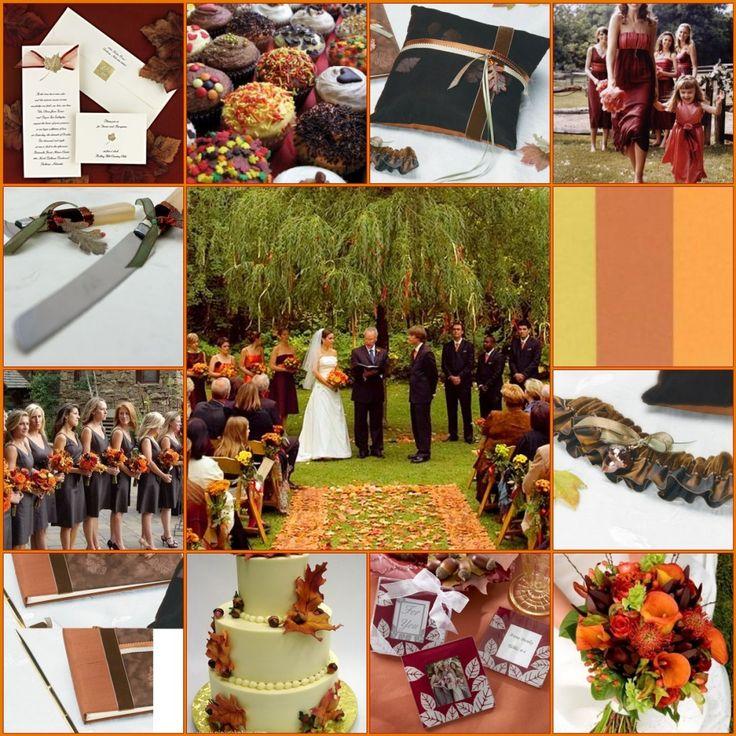 52 best Wedding Ideas images on Pinterest Fall flower girl