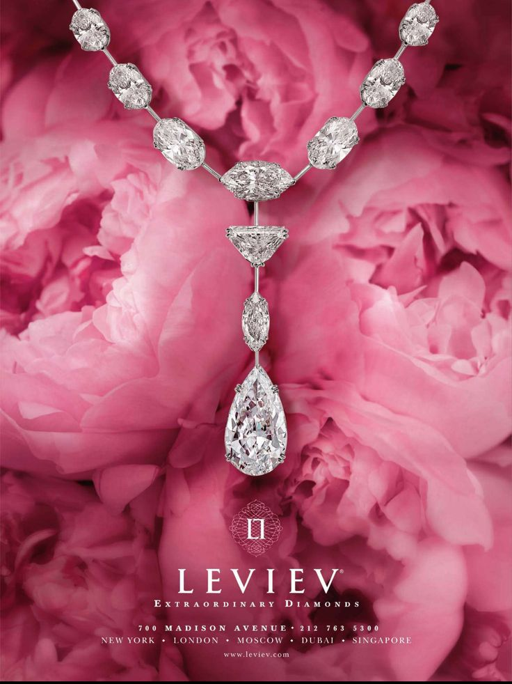 Leviev Diamond Necklace ♔ #luxury #DIVA in #PINK    Classy & Fabulous!   https://uk.pinterest.com/foodielovin/diva-in-pink/