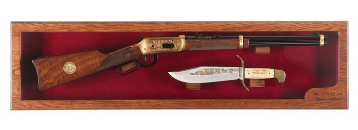 Winchester Model 94 Texas Sesquicentennial Lever Action