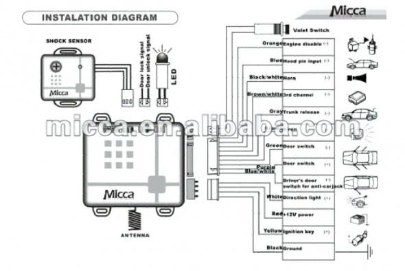 Prestige Alarm Wiring Diagram Car Alarm Diagram Alarm
