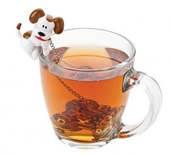 Zaparzacz do herbaty z pieskiem - MSC