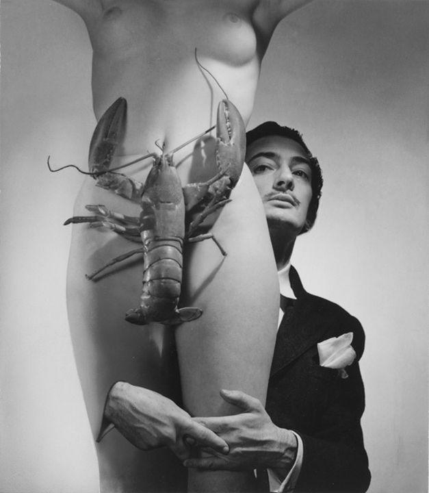 George Platt Lynes - Salvador Dalí 1939