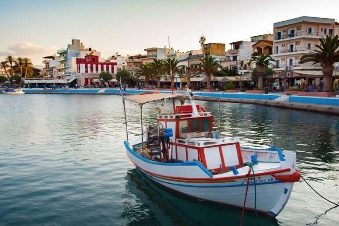 GRÆKENLAND: En ny lufthavn på den græske ø Kreta tages i brug næste sommer af Beach Tours som det første danske rejsebureau. #ferie #rejser #Kreta
