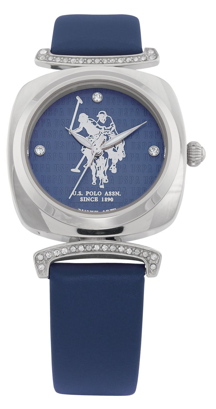 Blu Distribution presents you U.S. Polo Watches