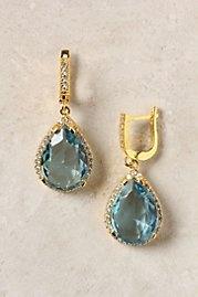 Blue : Light seeking drops