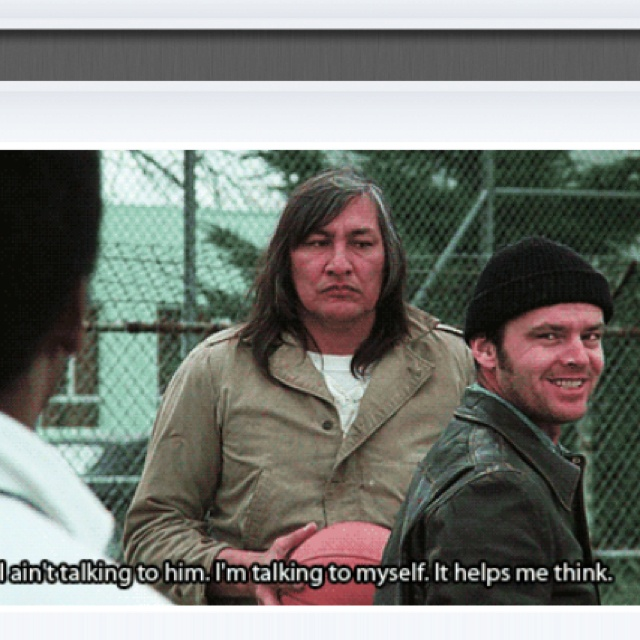 One Flew Over The Cuckoos Nest Quotes: One Flew Over The Cuckoos Nest