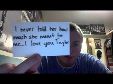 I swear the most amazing video I have EVER watched, I love this kid. What a great message. Everyone should watch this. <3