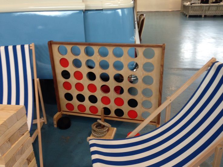 Giant connect four game for lawn games