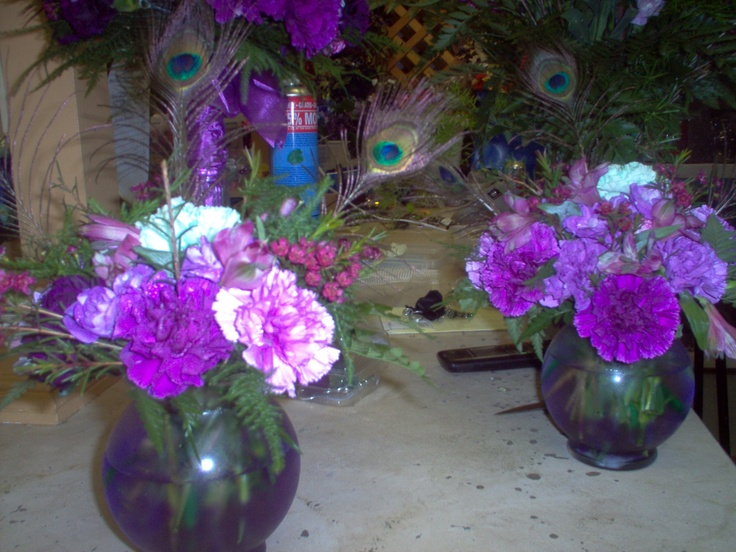 17 best images about small centerpieces on pinterest for Small centerpieces for tables