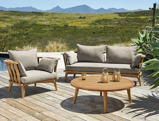 The 11 best RESTANQUE images on Pinterest | Backyard seating, Acacia ...