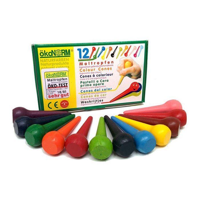 ökoNORM Maltropfen 12 Farben Nawaro
