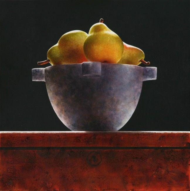 Ottorino De Lucchi 1951   Italian Hyperrealist painter