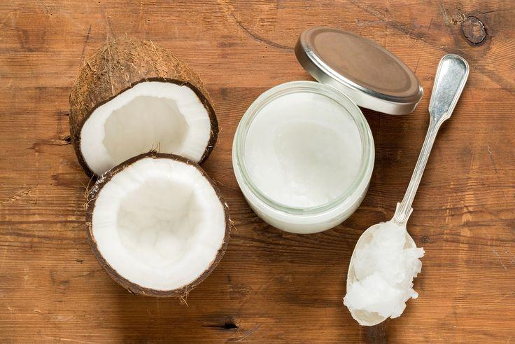 30 façons épatantes d'utiliser de l'huile de noix de coco.