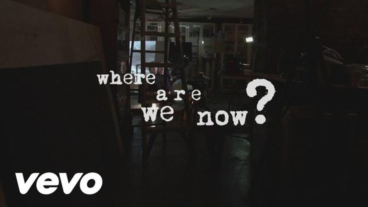David Bowie - Where Are We Now? http://www.tigrignamovies.com/world-news/12862-David-Bowie-s-secret-reunion-with-beauty-Hermione-Farthingale-who-broke-his-heart.html