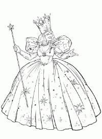 wizard of oz coloring pages 17 - Wizard Of Oz Coloring Pages