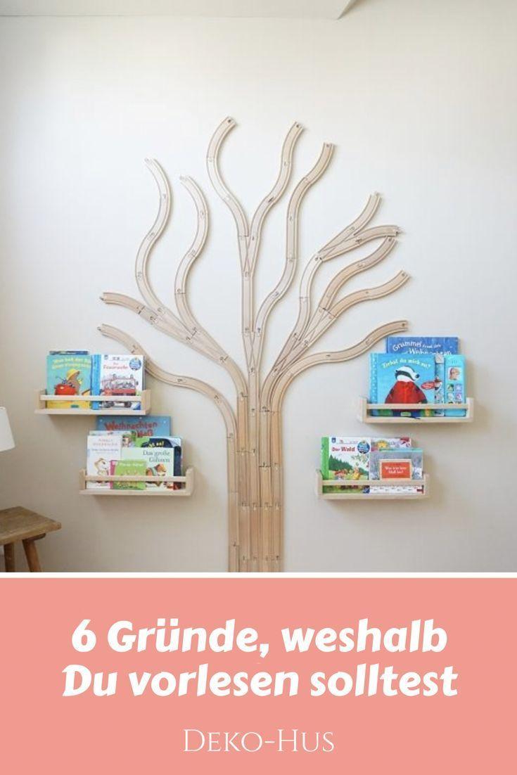 Warum sollte man Kleinkindern vorlesen? Kinderzimmer Leseecke Ideen – Rougerepertoire
