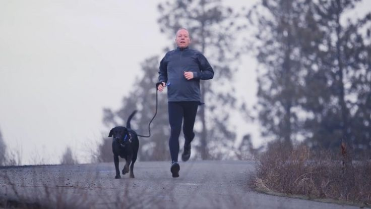 Чтобы спасти пациента от смерти врач посоветовал ему взять собаку. История спасения двух судеб.
