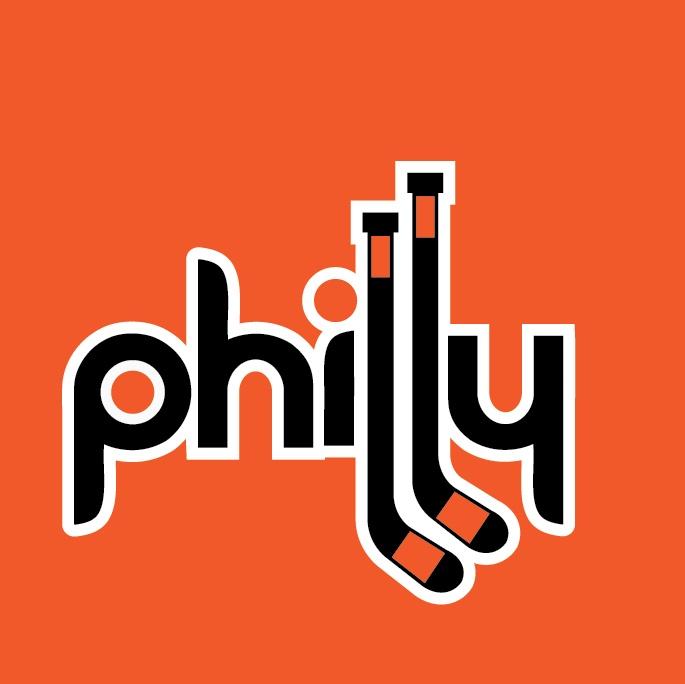 """Philadelphia """"Philly Hockey"""" T-shirt $15.99  http://www.barktees.com"""