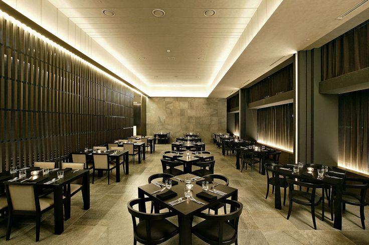 Innovatives Decken Design Restaurant. luxury restaurant dining ...