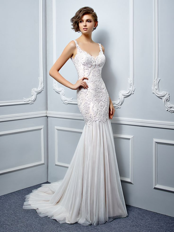23 best Beautiful by Enzoani images on Pinterest | Short wedding ...