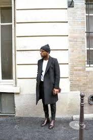 """Résultat de recherche d'images pour """"manteau gris chiné homme"""""""