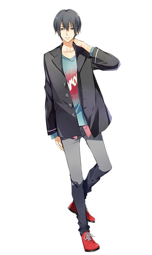 excellent outfits anime boy