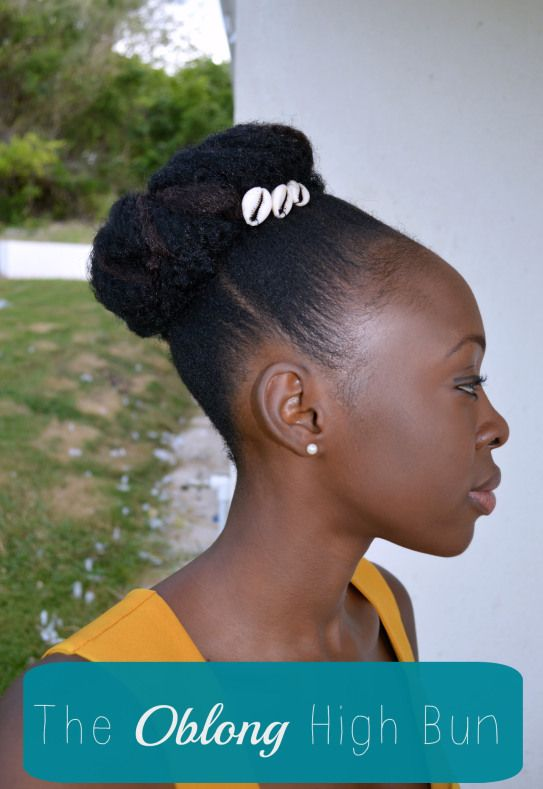 50 best natural hair images on pinterest natural hair black twa style 9 the oblong high bun pmusecretfo Image collections