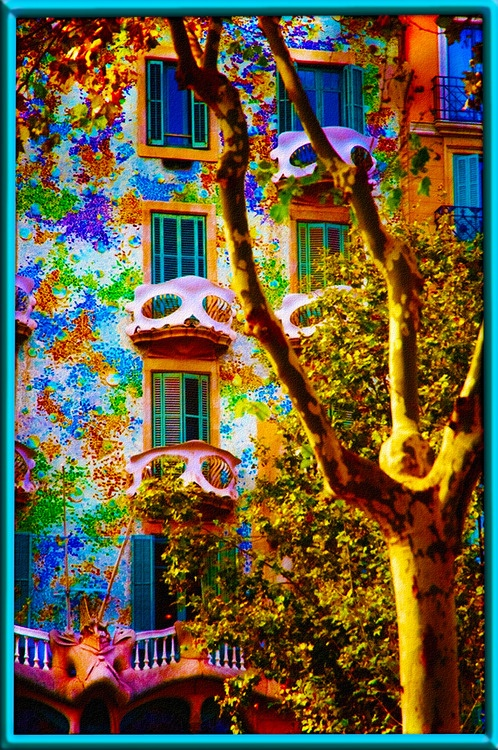 ❀༺♥༻BARCELONA❀༺♥༻  I want to go to Spain one day!!!!!  ='~'=