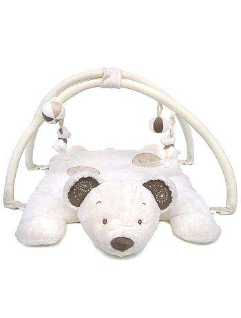 c8dbebd663643 Tapis d u0027éveil ourson blanc Bébé fille · Jouets Pour Le BainAccessoires  ...