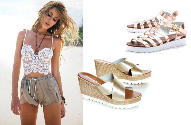Διαβάστε το νέο μας άρθρο: Καλοκαιρινά παπούτσια και με τι να τα συνδυάσετε!  #shooz4all #blog