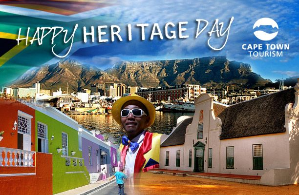 Heritage Day in Cape Town