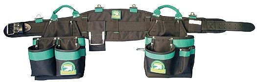 Carpenter's Tool Belt Combo - Gatorback Online Tool Belts