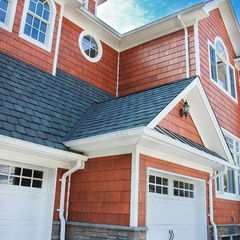 traditional exterior by Paul Lopa Designs | General Roofing Systems Canada (GRS) | www.grscanadainc.com | +1.877.497.3528 | Roof Shingles Calgary, Red Deer, Edmonton, Fort McMurray, Lloydminster, Saskatoon, Regina, Medicine Hat, Lethbridge, Canmore, Cranbrook, Kelowna, Vancouver, Whistler, BC, Alberta, Saskatchewan