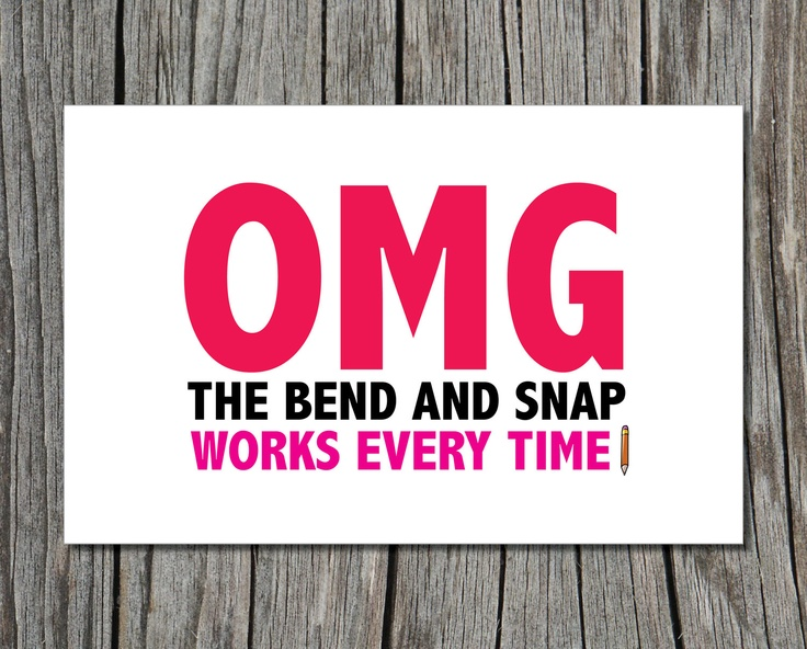 Legally Blonde Bend and Snap, Elle Woods, Printable Greeting Card