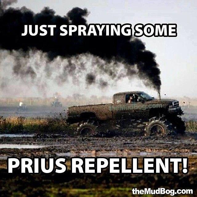 Prius Repellant Meme