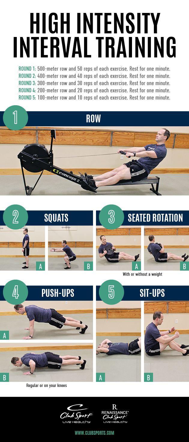 27 best Back, Chest, & Shoulder Workouts images on ...