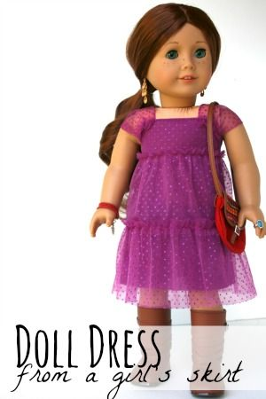 Great blog for dolls ~ repurposing...sewing...resources...