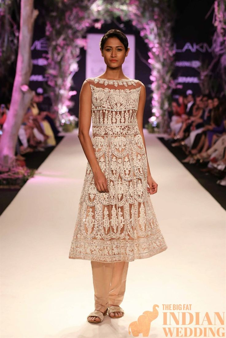 Manish Malhotra Sweet Spring Collection {Lakme Fashion Week 2014}