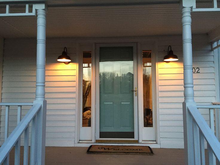Image result for farmhouse porch lights porch lighting