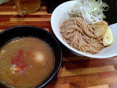 Cod fish Tsukemen from Gonokami Suisan @ Kanda   by Fuyuhiko
