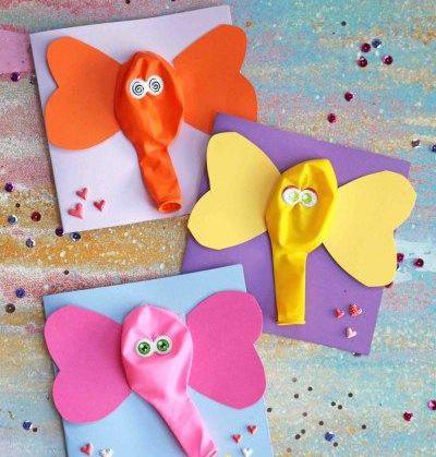 10 x originele uitnodigingen voor een kinderfeestje