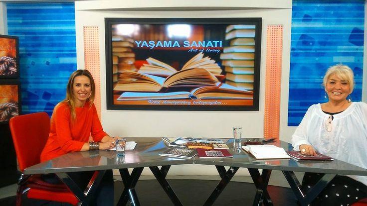 Kültür Televizyonu-Yaşama Sanatı Programı - Nazan Şara Şatana'nın konuğu Ressam, heykeltıraş-sanat yönetmeni Pınar Çimen