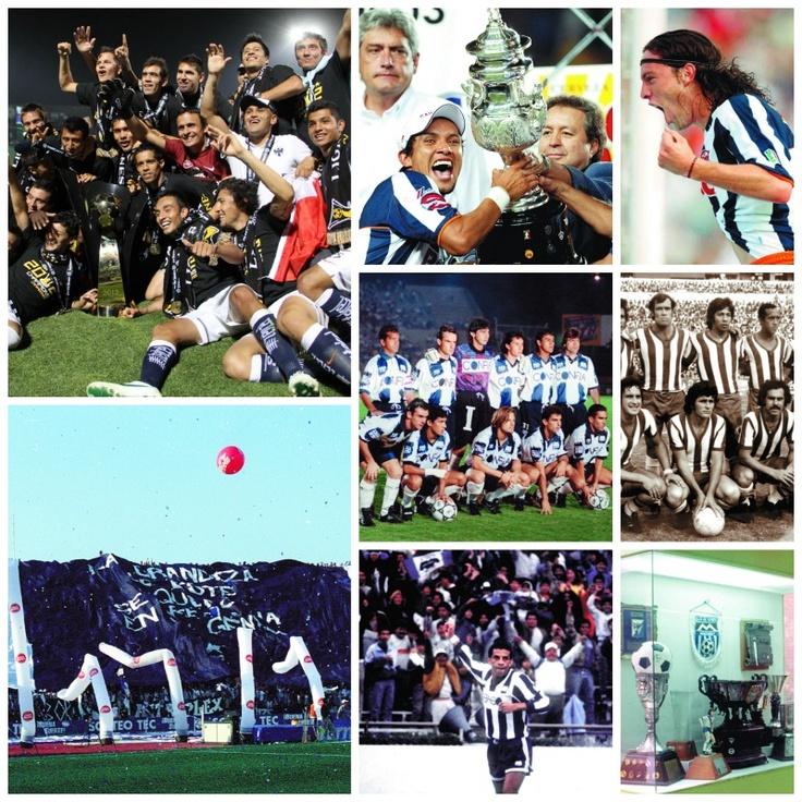 Hoy los #Rayados cumplen 53 años en 1era División ¿Qué recuerdos compartes desde entonces? http://www.rayados.com/articulo/1263458